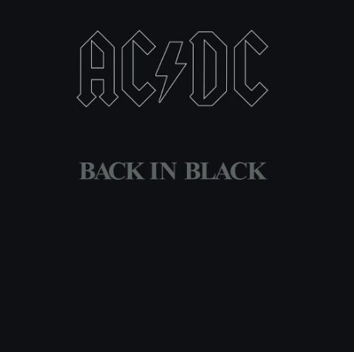 AC DC - Back in Black