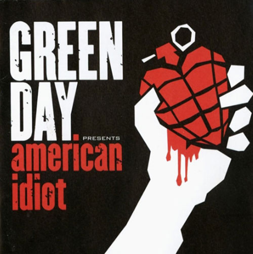 Green Day – American Idiot