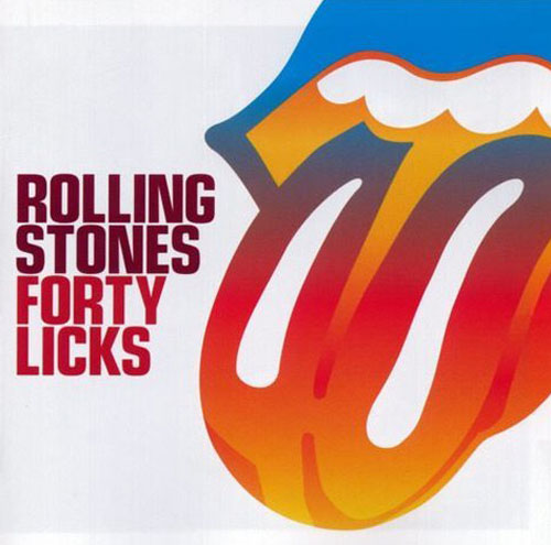 Rolling Stones - Forty Lick