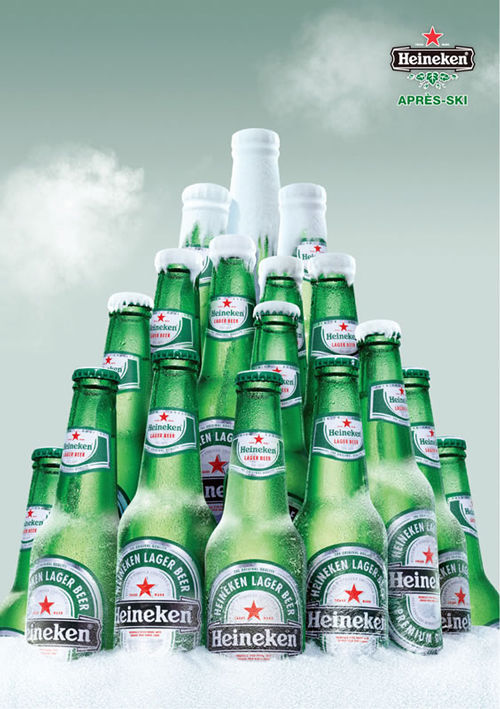 Heineken Advertising by creattica