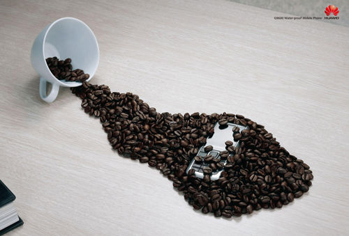 Huawei Coffee by Dai Guo