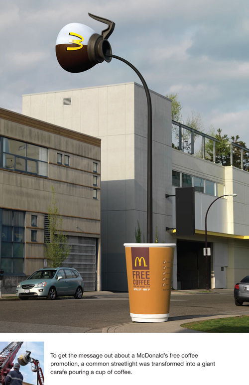 McDonald's Pole by Bryan Collins, Rob Sweetman