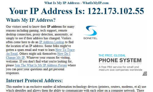 How Can I Change My IP Address?