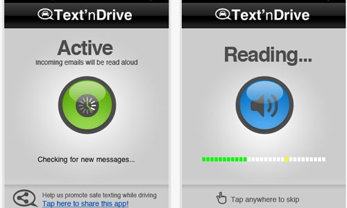 Text'nDrive