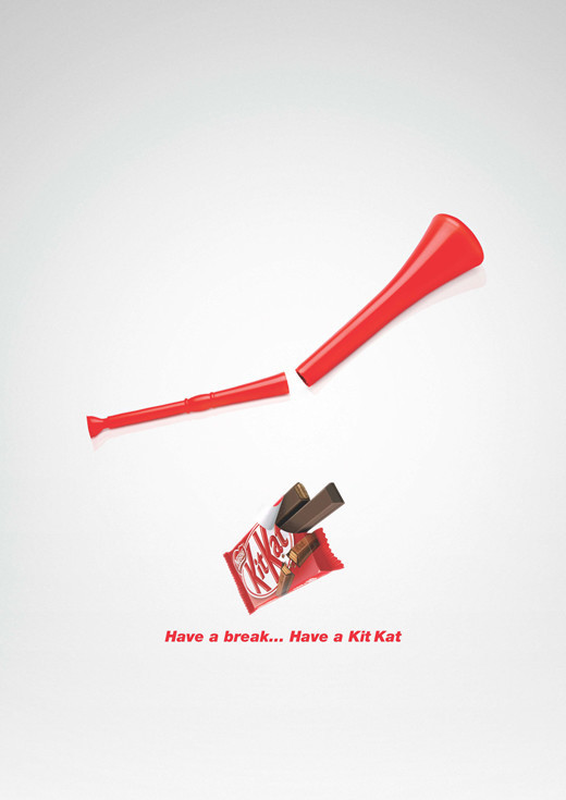 Less is More: Creative and Inspiring Minimalist Print Ads ...