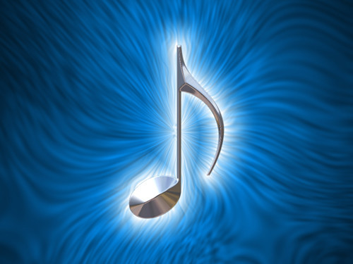 Radiating Music