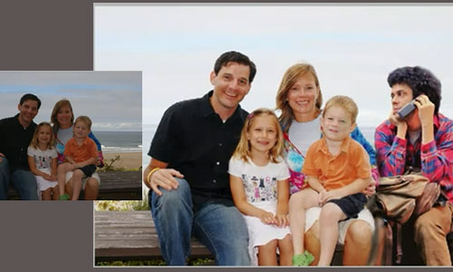 How to Photoshop a Person Into a Picture [In-Depth]
