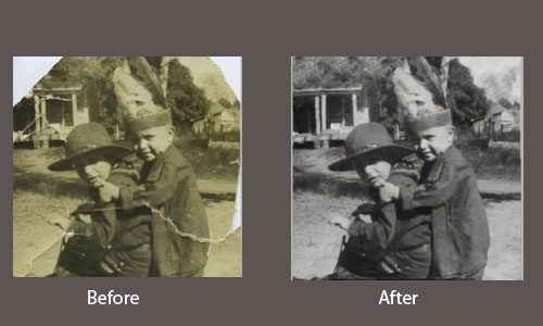 Old Photo Repair