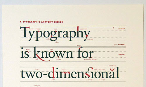 design charts for better typography and color noupe