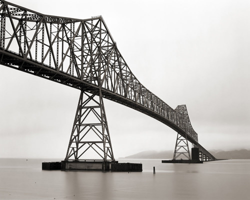 Astoria Bridge, Columbia River, Oregon By austin granger