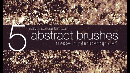 Abstractbrushes24 in 100+ Free High Resolution Photoshop Brush Sets