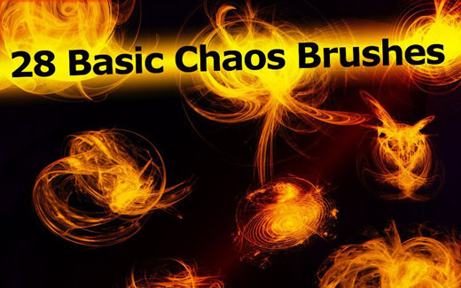 Abstractbrushes38 in 100+ Free High Resolution Photoshop Brush Sets