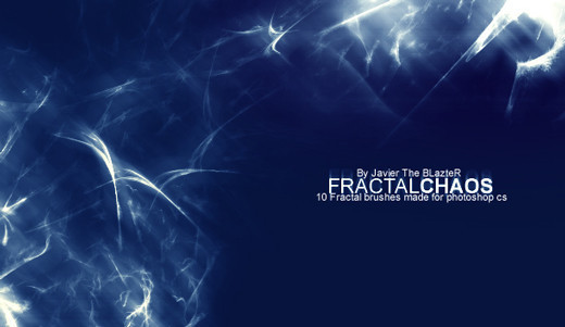 Fractalbrush91 in 100+ Free High Resolution Photoshop Brush Sets