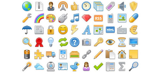 Icondesign28 in 50 Free and High-Quality Icon Sets