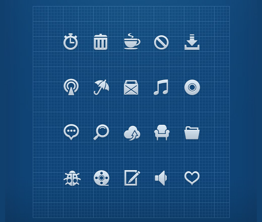 Icondesign52 in 50 Free and High-Quality Icon Sets