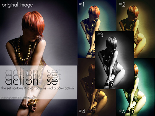 Photoshopactions28 in 80+ Time Saving and Free Photoshop Action Sets To Enhance your Photos