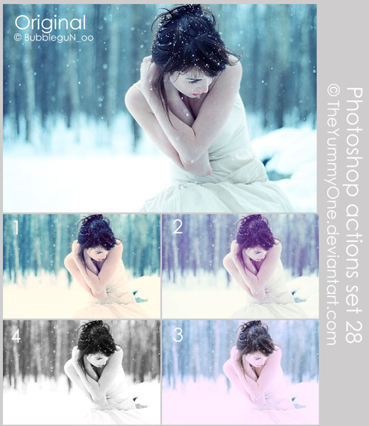 Photoshopactions29 in 80+ Time Saving and Free Photoshop Action Sets To Enhance your Photos