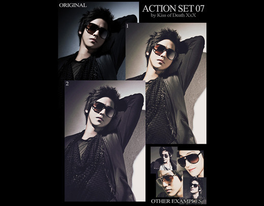Photoshopactions33 in 80+ Time Saving and Free Photoshop Action Sets To Enhance your Photos