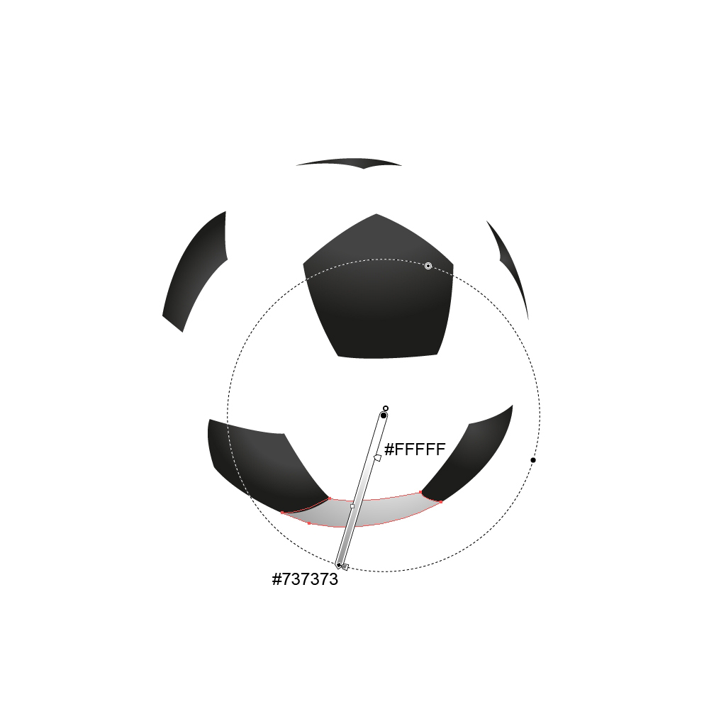 how to create a soccer ball in maya