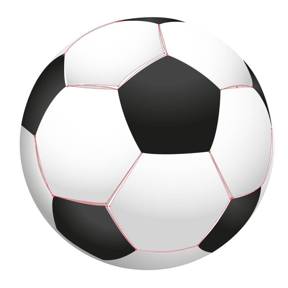 The gallery for --> Cool Soccer Ball Designs