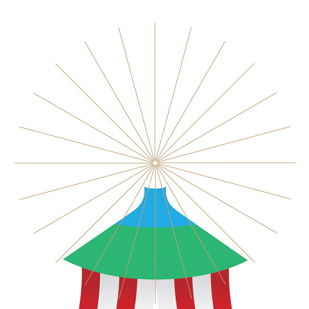 0352 in How to Create a Circus Tent in Adobe Illustrator
