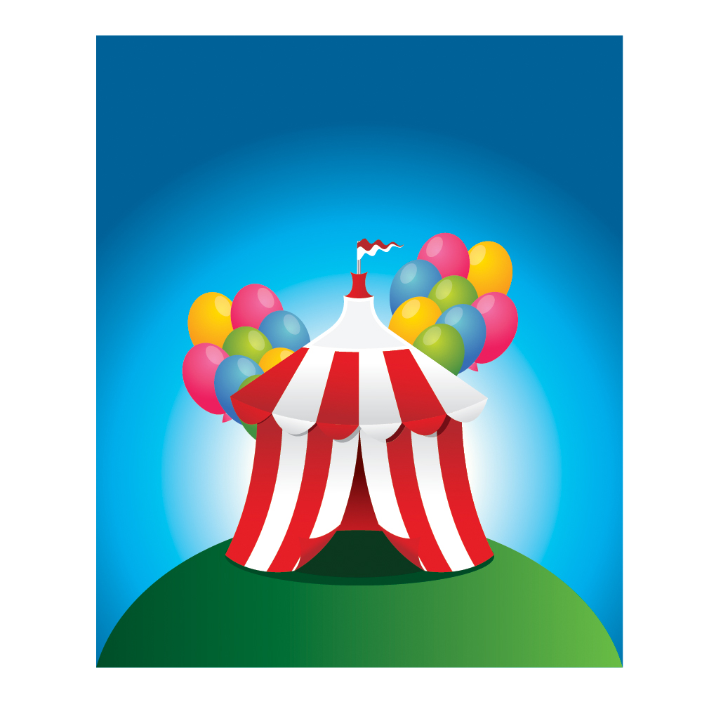 076 in How to Create a Circus Tent in Adobe Illustrator