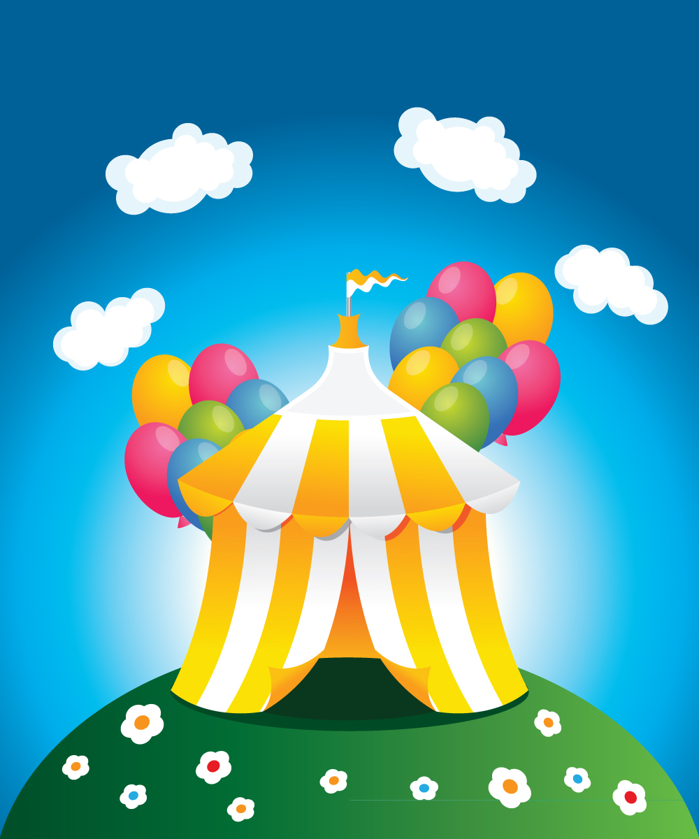 Preview-image-3 in How to Create a Circus Tent in Adobe Illustrator
