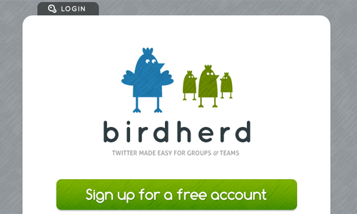 Birdherd in A Roundup of Valuable Twitter Tools