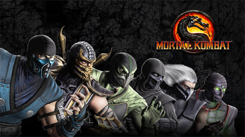 Mortalkombat in Grungy Wallpaper and Resource Goldmine