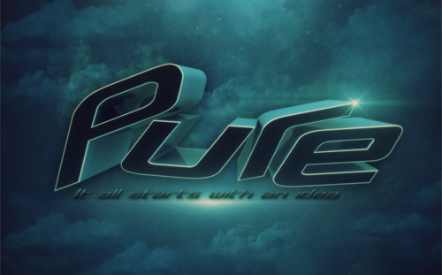 Pure in Grungy Wallpaper and Resource Goldmine