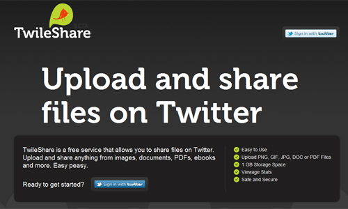 Twilshare in A Roundup of Valuable Twitter Tools