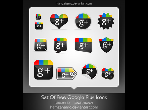 40+ High Quality Free Icon Sets in PSD Format