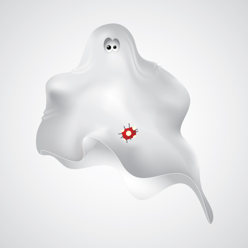 Adobe Illustrator Tutorial: Create a Cute Halloween Ghost