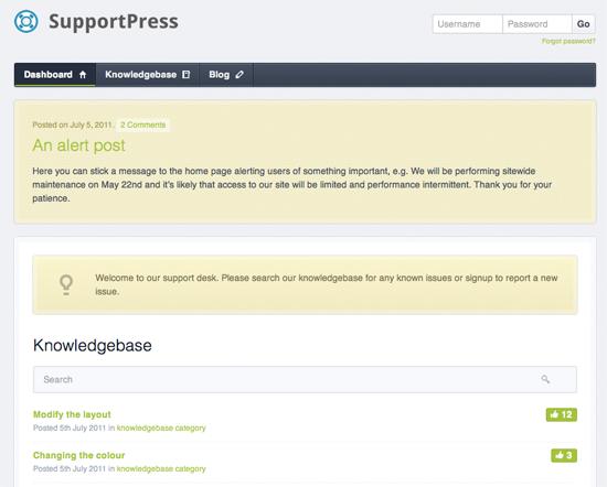 SupportPress