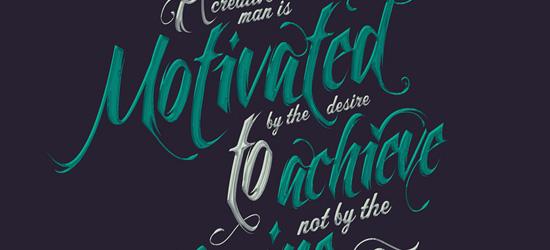 Desire Typography