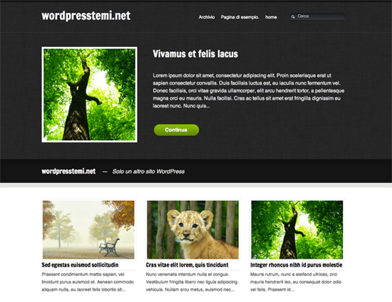 Gynix Tema WordPress Theme