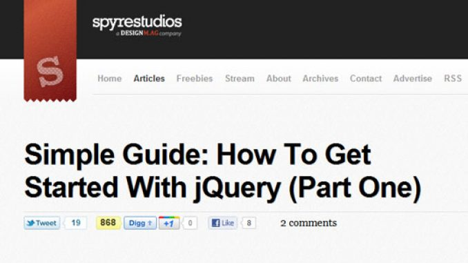 gettingstartedwithjquery