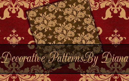 Ultimate Round Up of Free and Fresh Photoshop Patterns