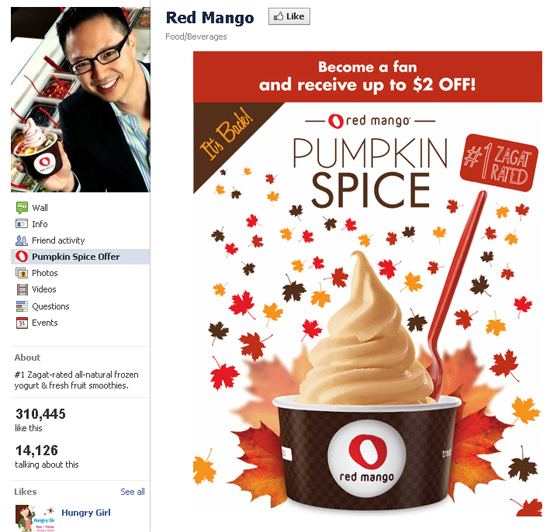 40 Great Examples Of Facebook Fan Pages