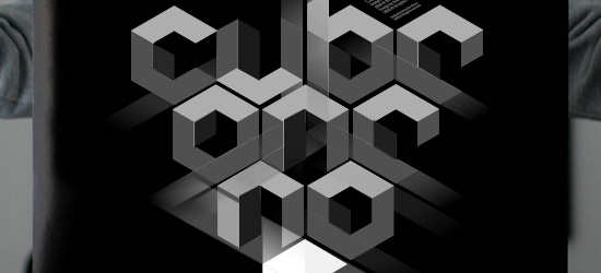 Cube 02 Ultimate Free Font