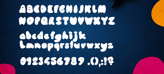 Knubbel Ultimate Free Font
