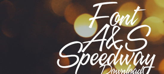 Speedway Ultimate Free Font