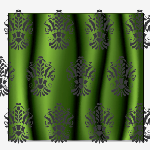 Adobe Illustrator Tutorial: Creating a Realistic Curtain