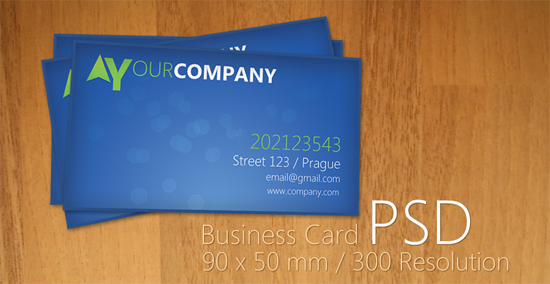 50 Free Photoshop Business Card Templates | The JotForm Blog