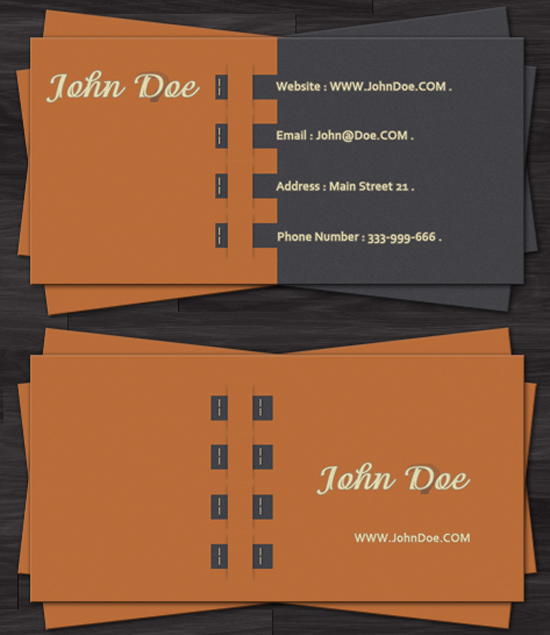 Business Is Business Free PSD