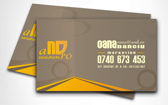 Corporate AND 2 10 A Business Card Template Pack