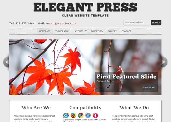 ElegantPress