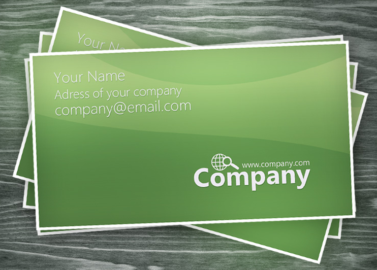free business card templates photoshop