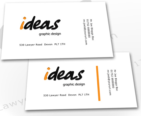 50 free photoshop business card templates the jotform blog ideas free business card psd reheart Gallery