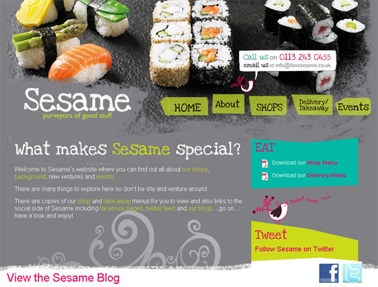 I Love Sesame